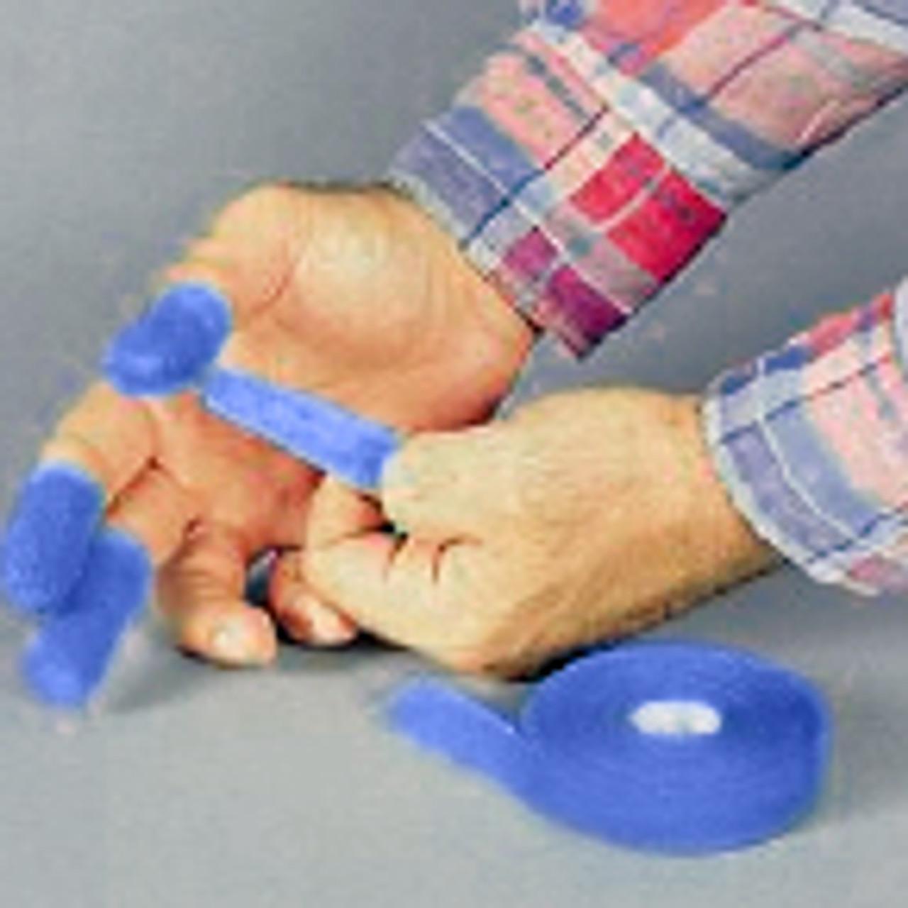 Guard-Tex® Blue Finger Tape