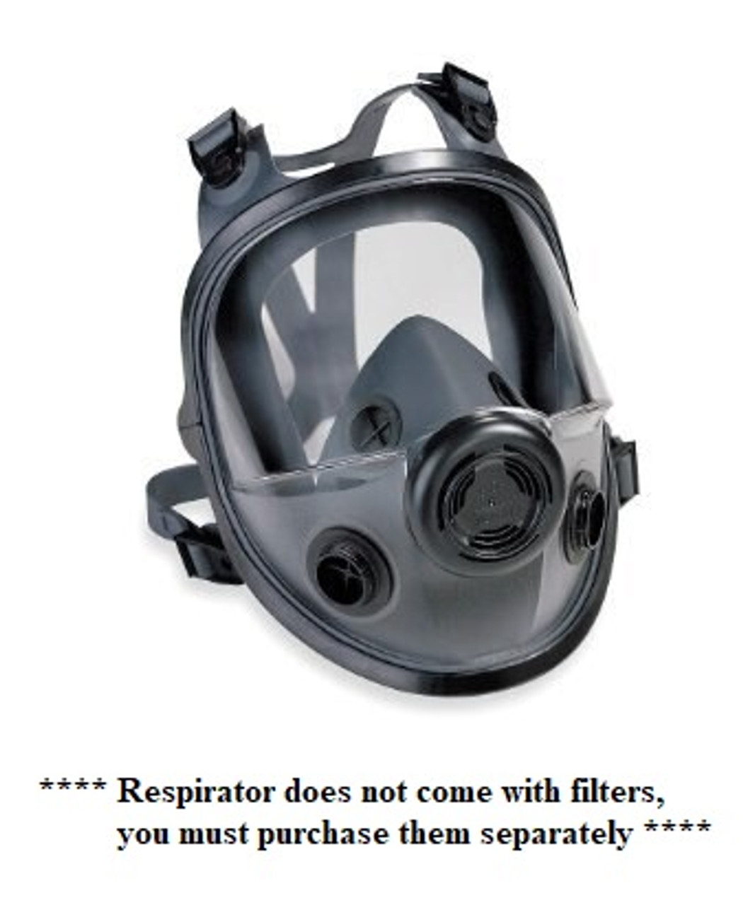 NORTH® 5400 Series Dual Cartridge Respirators  ## NOS54001 ##