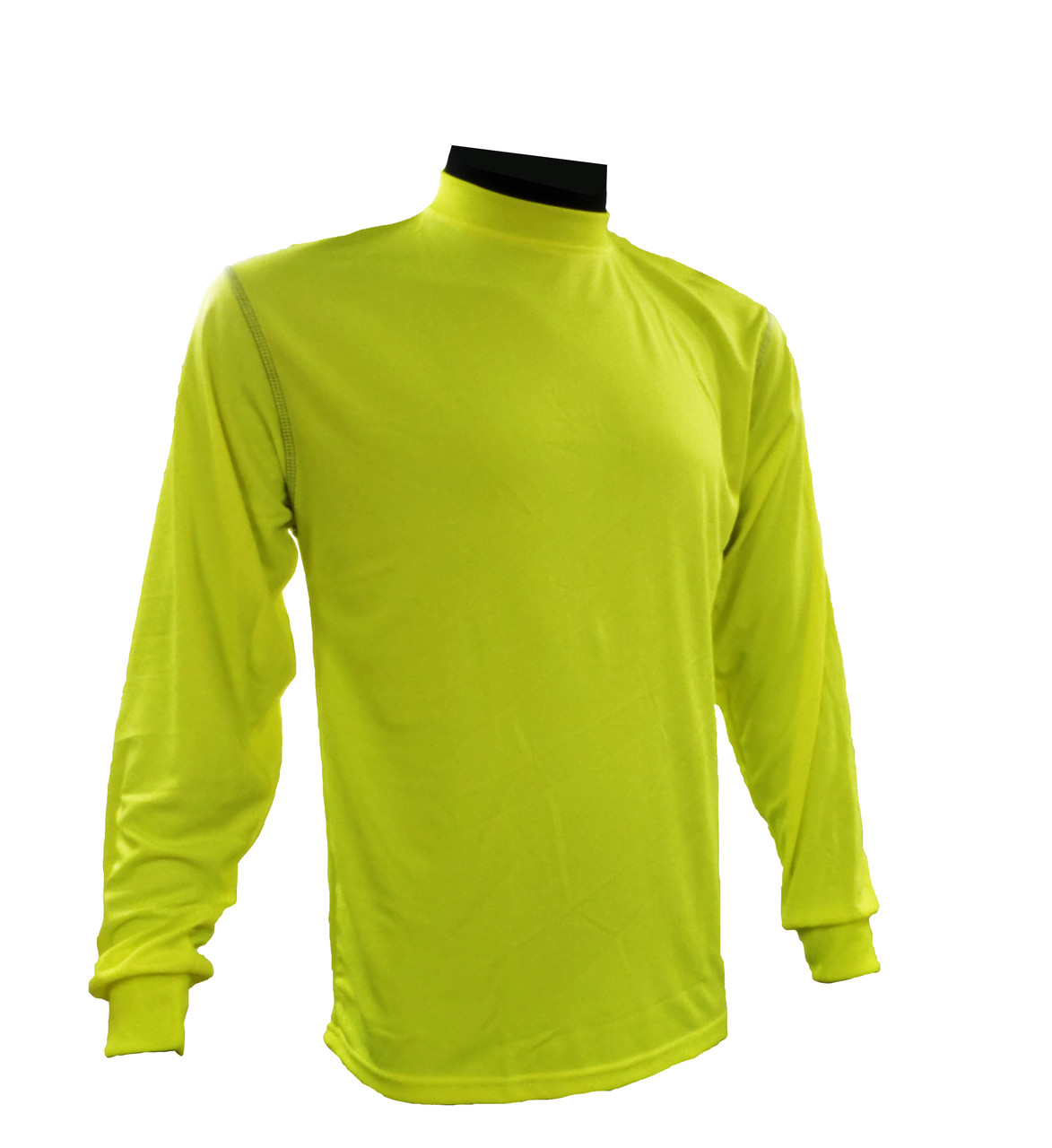 Hi-Vis Dri Knit® Long Sleeve Shirts  ##G2500 ##