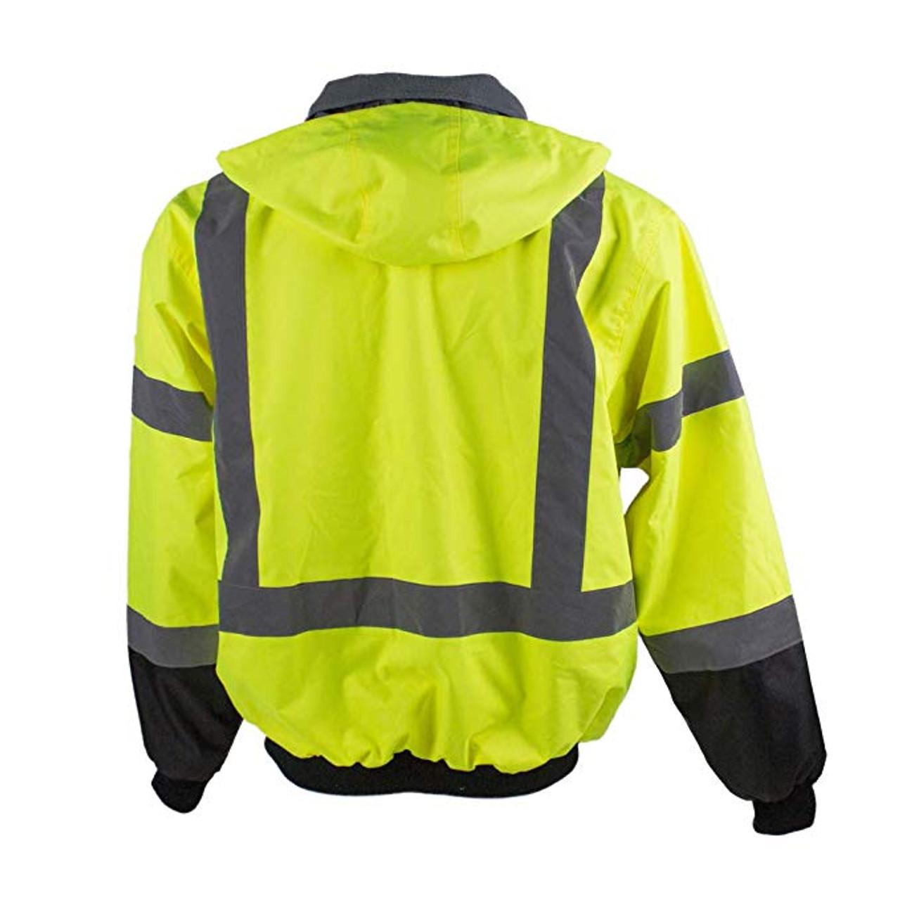 Hi-Vis Extreme Jacket System - Removable Fleece ##H4-INSUL ##