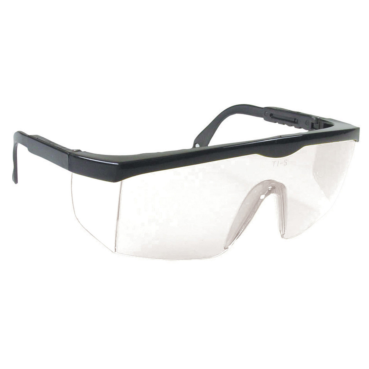 Radians® Shark Safety Glasses Clear Lens  ## T1600 / C ##