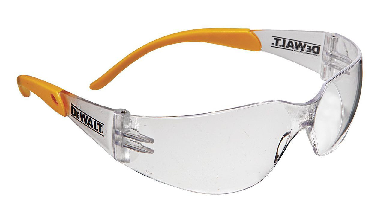 DeWALT® Protector Safety Glasses Clear Lens  ## DPG54-1D ##