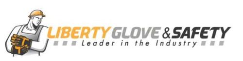 LIBERTY GLOVE P4507Q, BLEACH WHITE, 7 GAUGE COTTON/ POLYESTER KNIT (12 PAIRS)