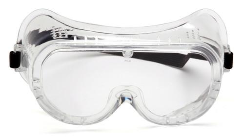 Pyramex® Economy Clear Goggles ##G201 ##
