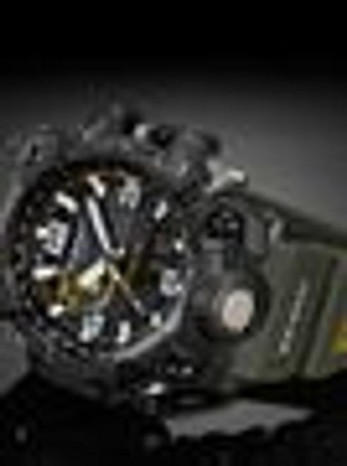 Casio G-SHOCK GWG1000-1A3 - MUDMASTER