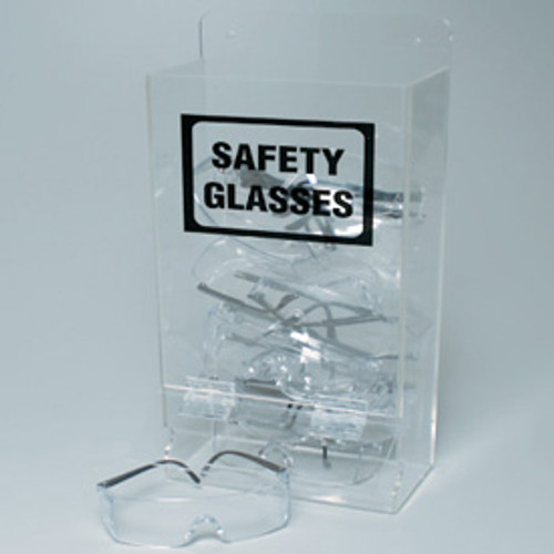 Safety Glasses Verticle Dispenser