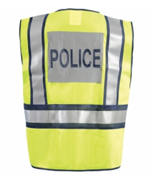 OccuNomix LUX-PSP Type P Class 2 Premium Public Safety Solid Police Vest