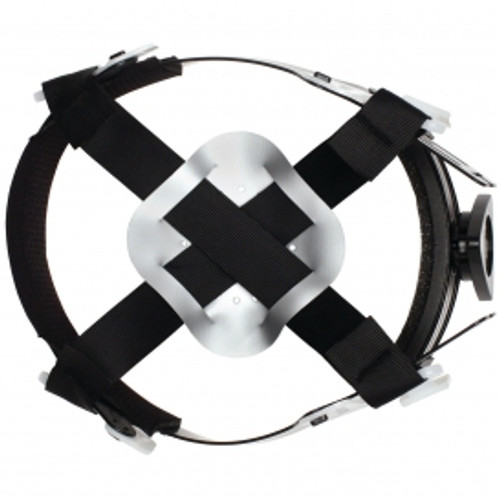 Pyramex HP54170 Ridgeline Full Brim Hard Hat - 4-Point Ratchet Suspension - Hi-Viz Pink