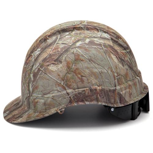 Pyramex HP44119 Ridgeline Cap Style Hard Hat - 4-Point Ratchet Suspension