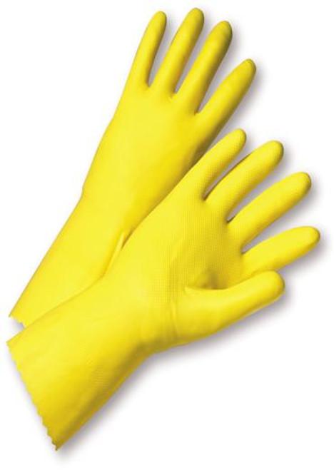 "LIBERTY GLOVE 2871I 13"" Premium Latex Chemical Resistant Gloves- (12 PAIRS)"