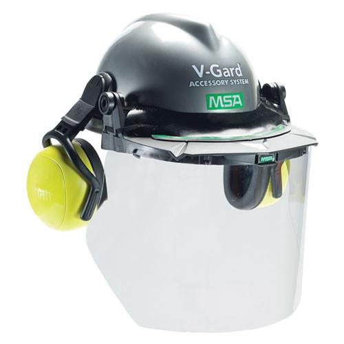 MSA V-Gard® MSA10115730 Frame for Slotted MSA Caps