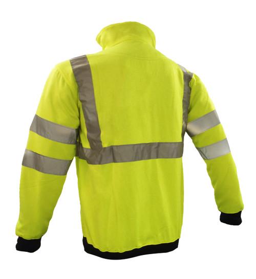 Class 3 Hi-Vis Lightweight Jackets Back