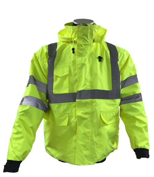 5 in 1 Class 3 Insulated Jacket ##H5-INSUL ##