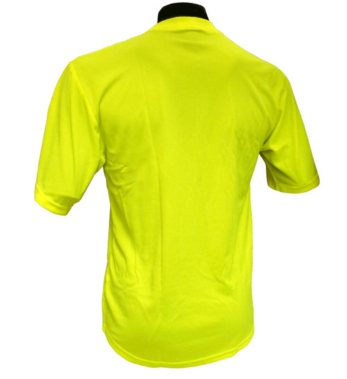 Hi-Vis Knit Lime T-Shirts