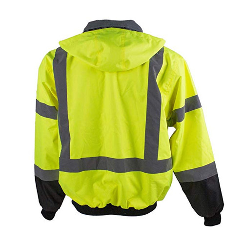 Hi-Vis Extreme Jacket System - Removable Fleece ##H4-INSUL ##
