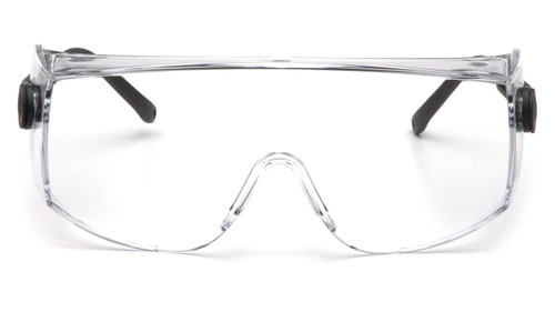 Pyramex® Defiant® XL Safety Glasses Clear Lens  ## SB1010SJ ##