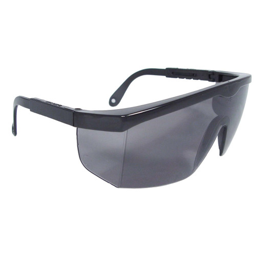 Radians® Shark Safety Glasses Smoke Lens