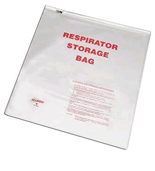 Allegro® Clear Respirator Storage Bag