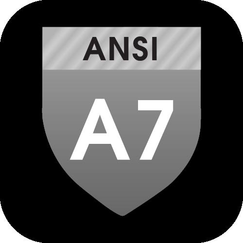 ANSI A7