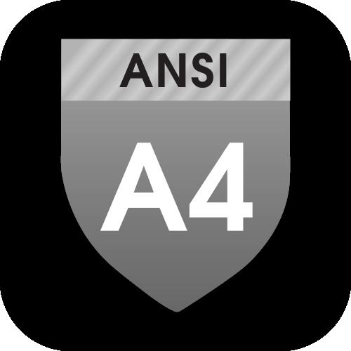 ANSI A4