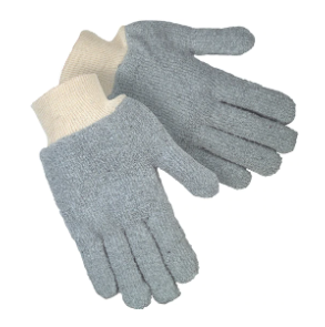 Inspection / Terry Cloth Gloves