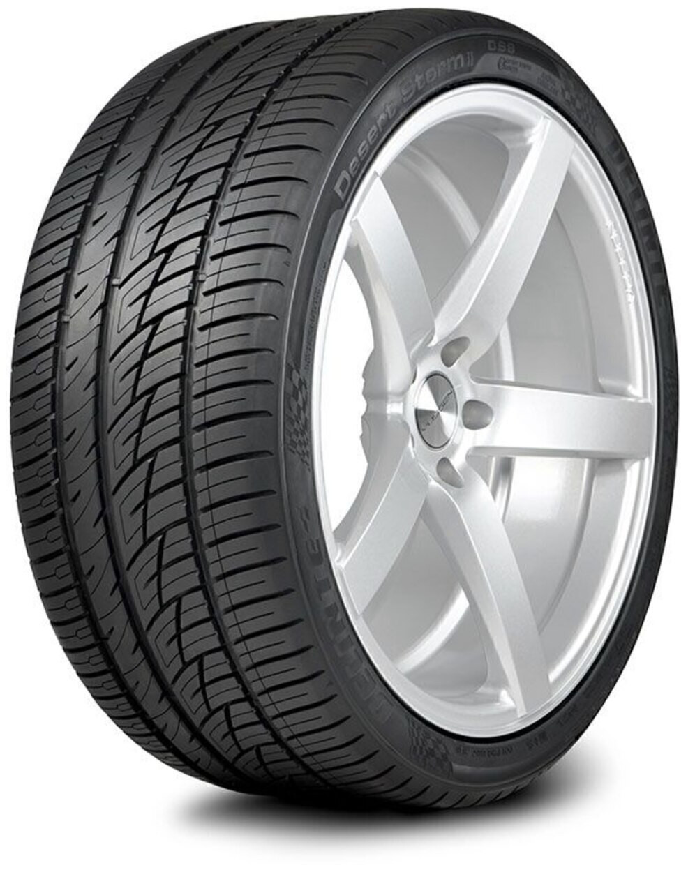 255/55ZR19 111W XL DELINTE DS8 UHP A/S BW
