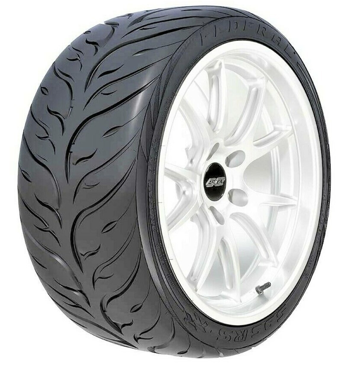 225//45ZR17 94W XL Federal 595 RS-RR Racing Performance Radial Tire