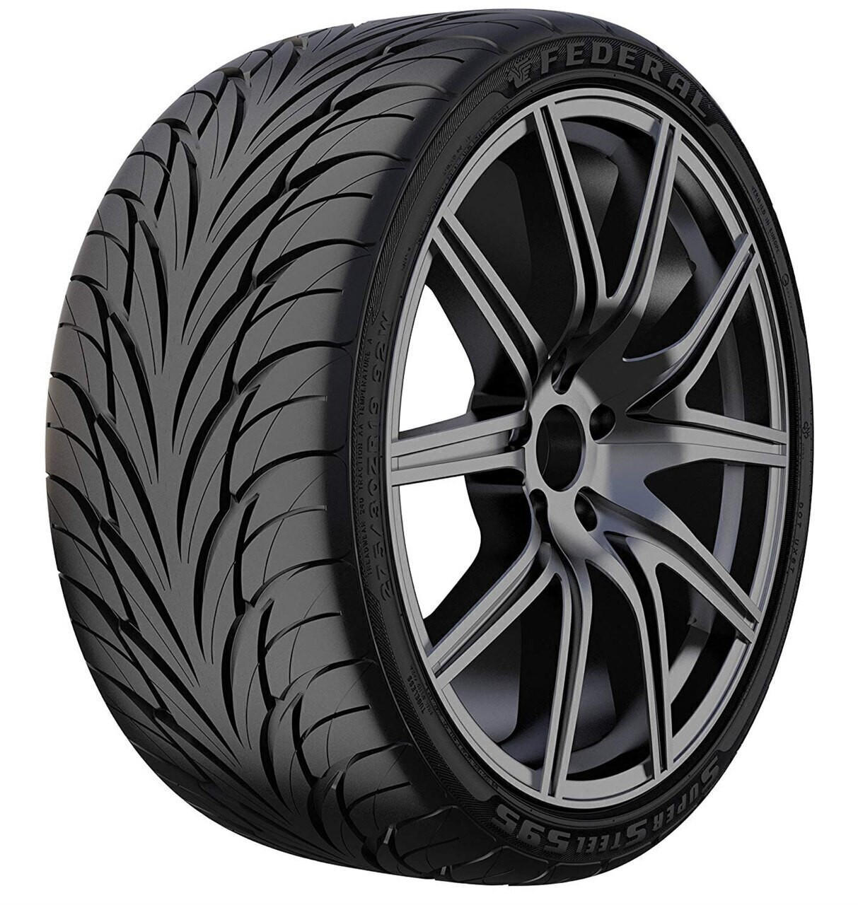 215/40R17 FEDERAL SS-595 83V 240AAA