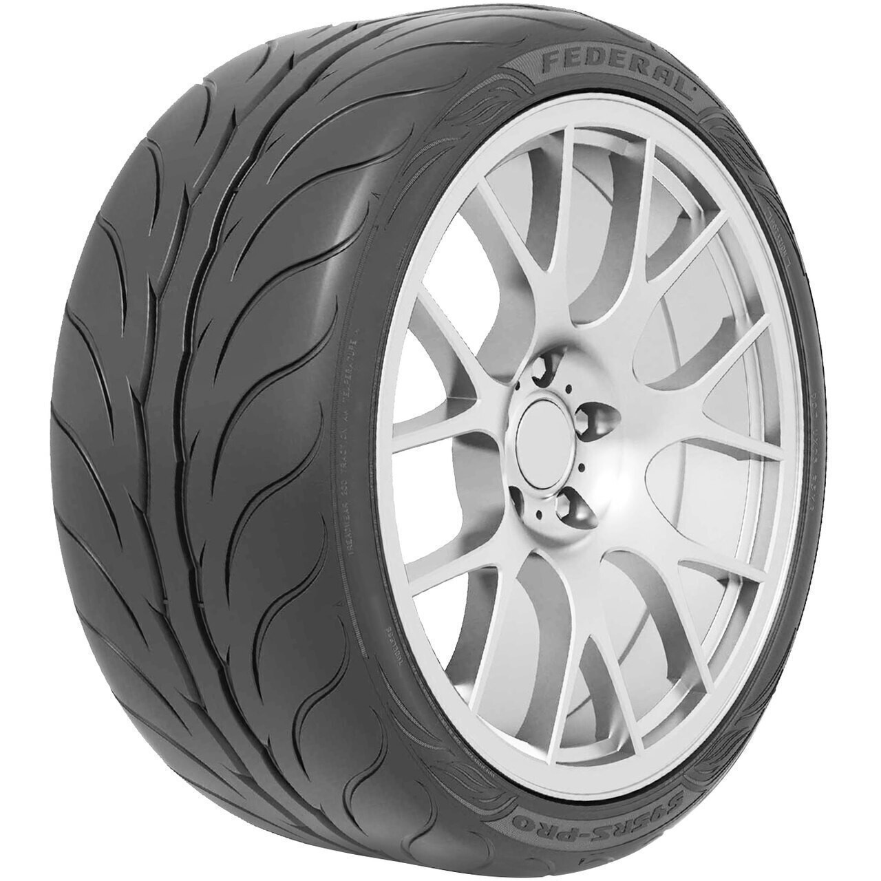 255/35ZR19 FEDERAL 595RS-PRO 96Y XL 200AAA***RACING TIRE***