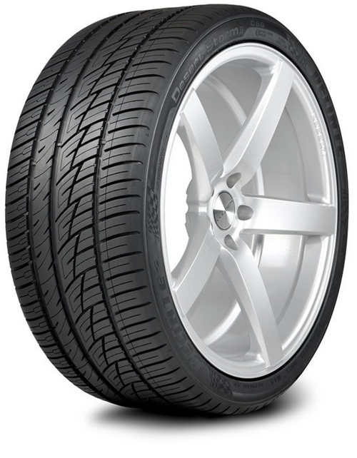 275/40ZR20 108W XL DELINTE DS8 UHP A/S BW