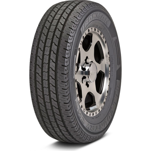 LT245/75R17/10 PLY 121/118R IRONMAN ALL COUNTRY CHT