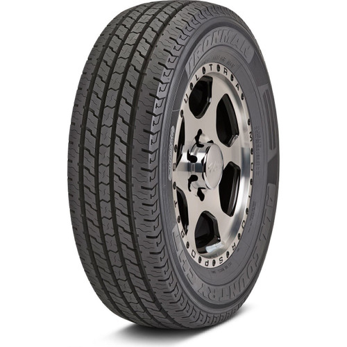 LT275/70R18/10 PLY 125/122R IRONMAN ALL COUNTRY CHT