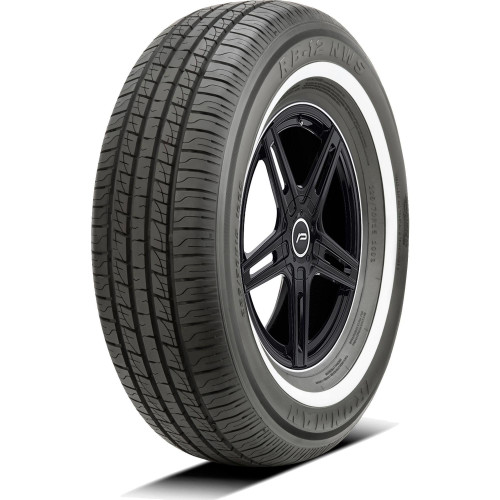 215/75R15 100S IRONMAN RB12 NWS WHITE WALL