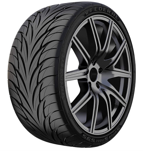 185/55R14 FEDERAL SS-595 80V 240AAA
