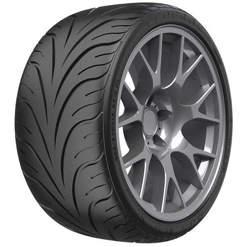255/40ZR17 FEDERAL 595RS-R 94W 220AAA***RACING TIRE***