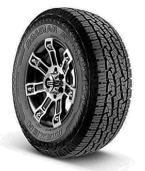 265/60R18 110T NEXEN ROADIAN AT PRO RA8