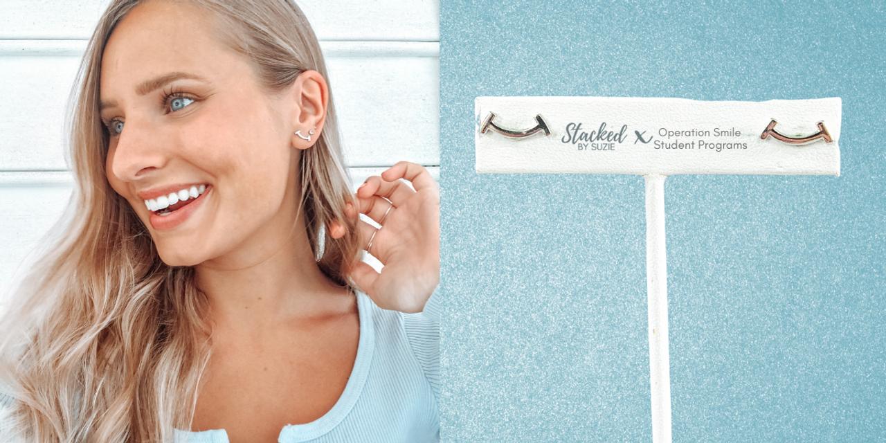 Operation Smile STud Earrings