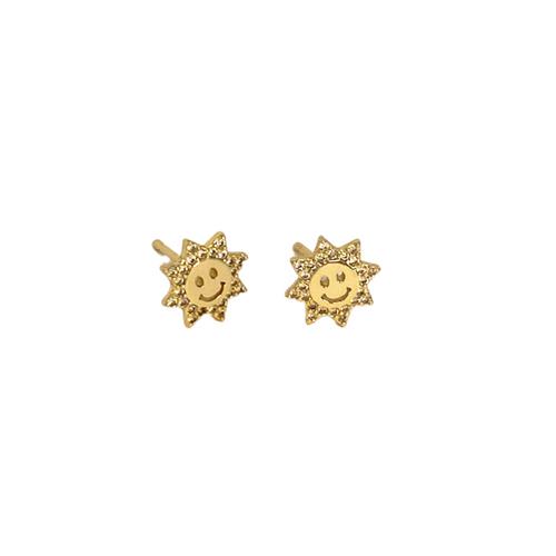 SBS Sunny Smile Stud Earrings