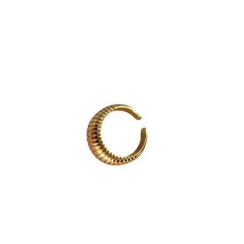 Crossaint Ring