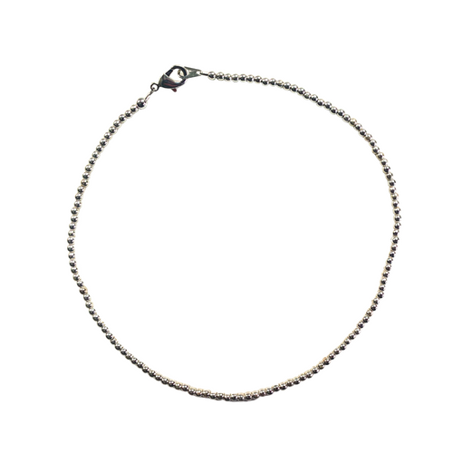 Macie Necklace in Silver