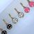 Set of 3 SBS Exclusive Happy Smile Earrings