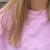 Wearing SBS Glitzy Skull Necklace