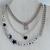 Set of 3 IHYMUYD Necklaces
