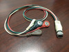 Holter Recorder 5 leads cable