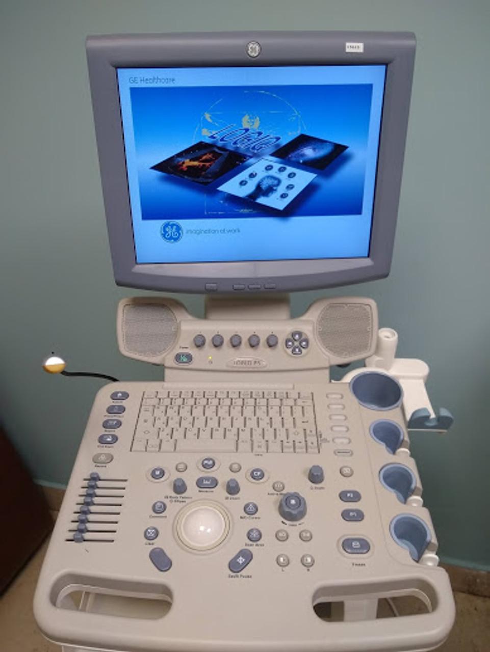 Logiq P5 BT08-  Shared Service Ultrasound