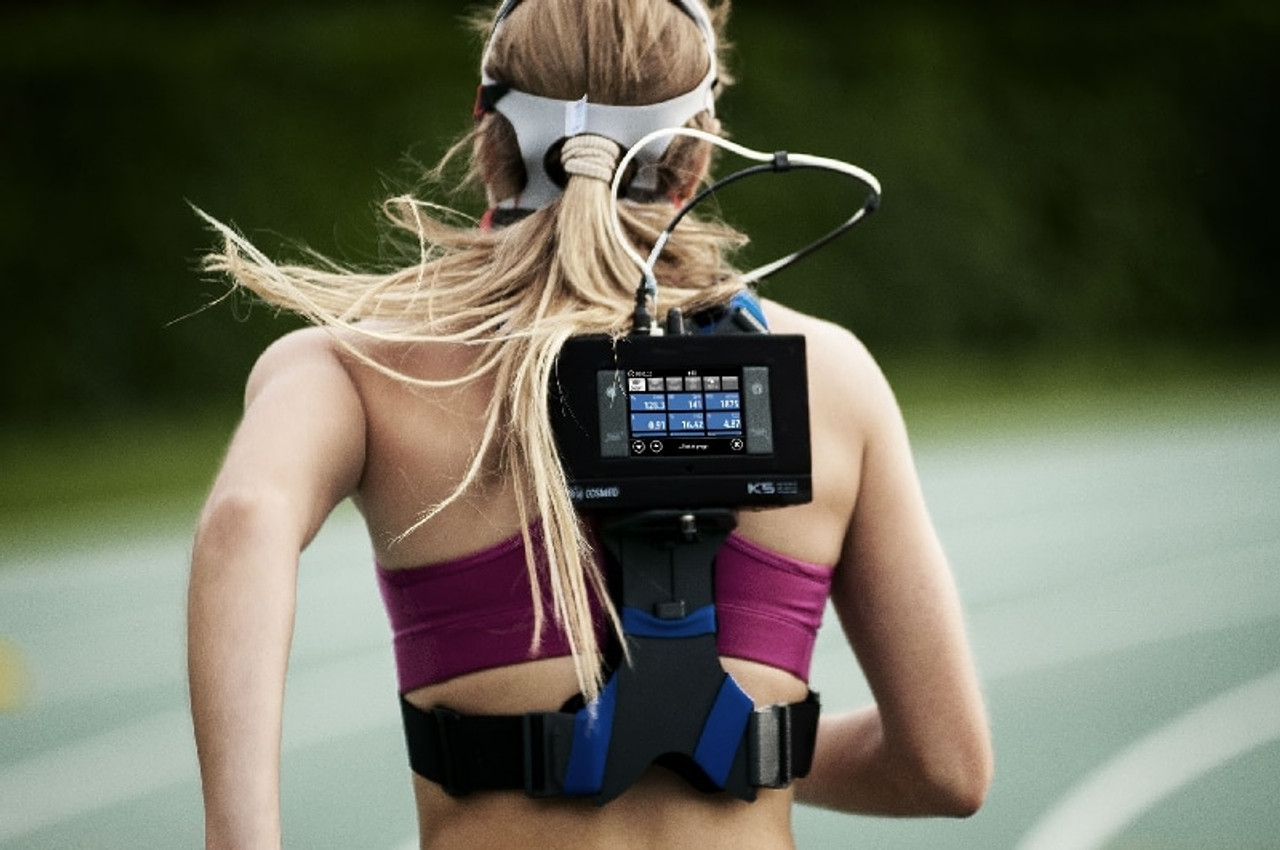 K5 - Wearable Metabolic System