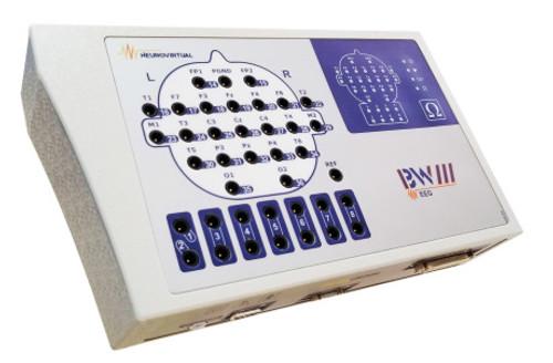 Neurovirtual BWIII Electroencephalograph-36 Channel