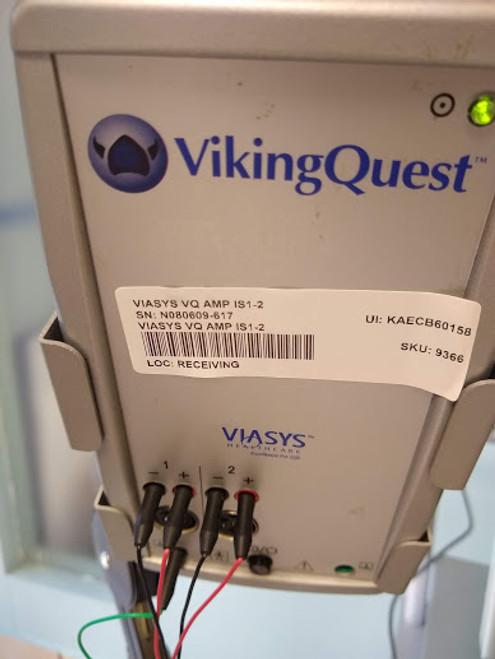 Viking Quest EMG Machine