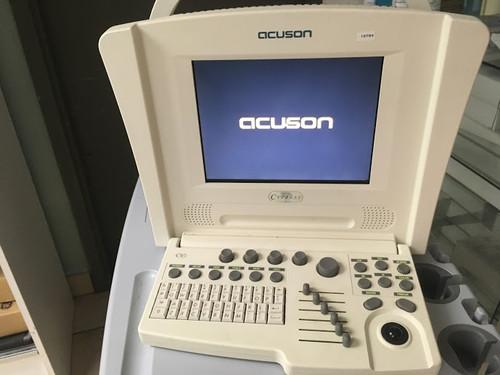 Acuson Cypress CV + 1 TX