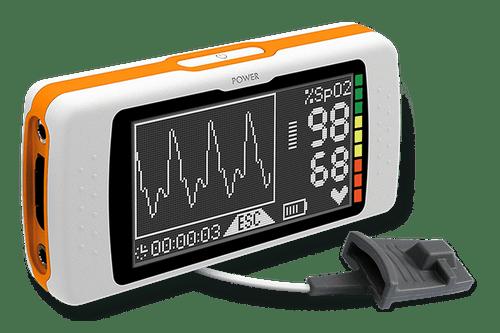 MIR Spirodoc - Spirometer + Pulsoximeter